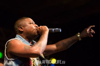 Gappy Ranks @ Reggae Jam 2013, Photos, Video,