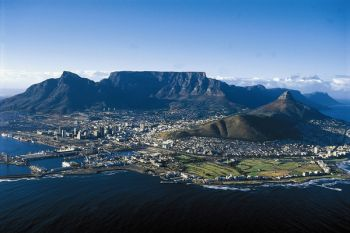 Table Mountain, world's new seventh wonder of nature