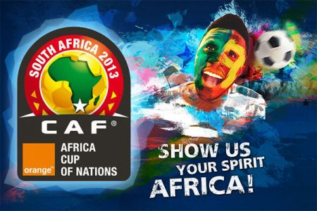 Yippie! Africa Cup of Nations 2013 in South Africa